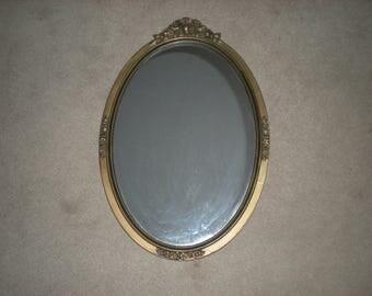 Vintage refurbished mirror
