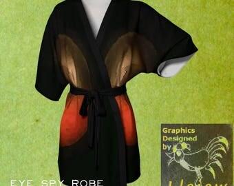Kimino 'Eye Spy Robe'