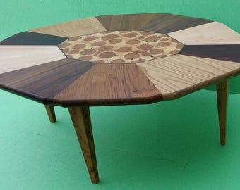 The Beauty of Wood, Oak Table, Teak Table, Maple Table, Cocobolo Table, Walnut Table,