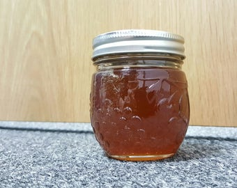 10 ounces raw spring wildflower honey