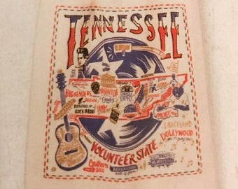 Tennessee Hand Towel