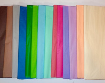 High Quality Tissue Paper- Dozen Sheets of Tissue Paper