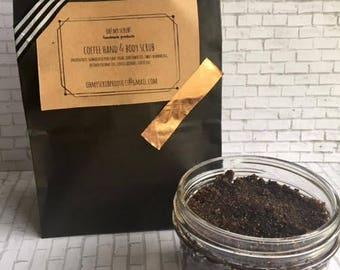 Coffee Hand & Body Scrub
