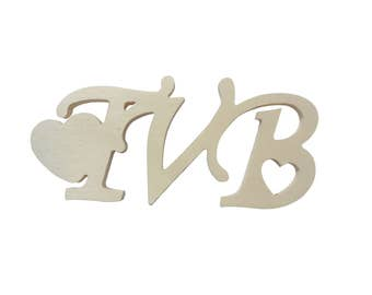 Wooden 2 piece written tvb