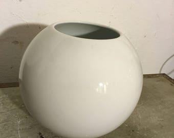 Porcelain vase Rosenthal vase 60 he years porcellain vase 60's