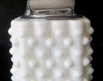 Fenton Hobnail Cigarette Lighter-Vintage