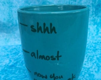 Necessary mugs for busy moms