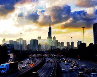 Chicago Skyline 2014