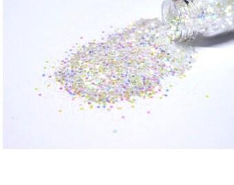 Customizable glitter polish