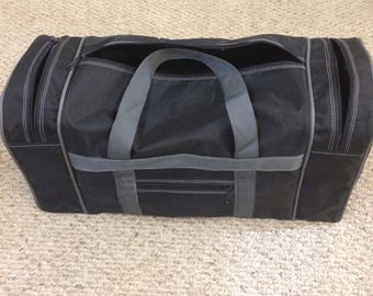 custom made, personalized nylon,  travel,  sports,  gym or overnight  duffell bags