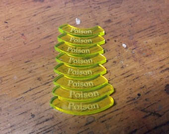 Poison Condition Tokens
