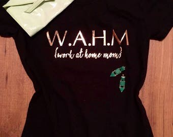 W.A.H.M. Fitted Tee