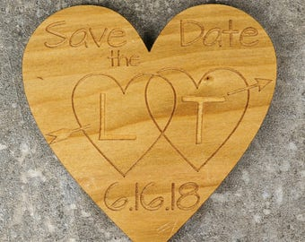 Rustic Personalized Wood Save The Date Magnet,Personalized Save the Date Magnet,Customized Save the Date Magnet,Rustic Wood Save the Date