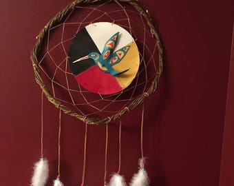 Hummingbird Dreamcatcher