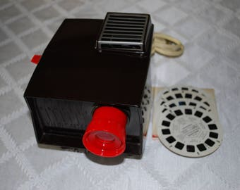 Vintage Sawyer View-Master Projector