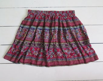 Vintage Gypsy Skirt