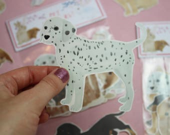 Animal Stickers / Laptop Sticker Pack / Stickers / Watercolour Stickers / Girly Stickers / Macbook Decal / kawaii stickers / cute stickers.