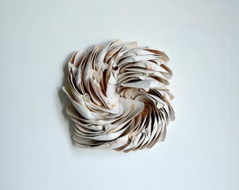 Flotsam and Jetsam collage shells