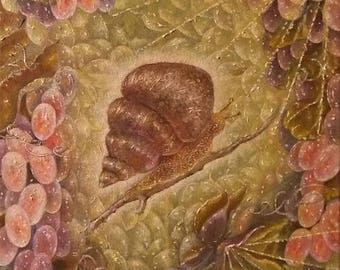 Grape snail
