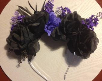 Disney Villains, Ursula inspired flower crown