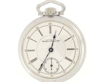 America Waltham Pocket Watch
