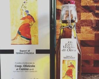 Extra Virgin Olive Oil - Sapori di Terra Etrusca