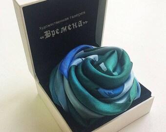 Batic design neck scarves