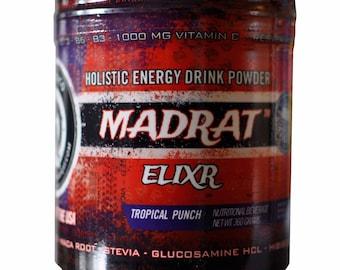 Madrat Healthy Energy Drink Powder