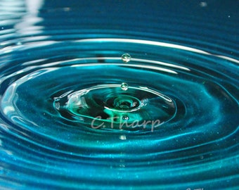 Water Droplet 4 of 4
