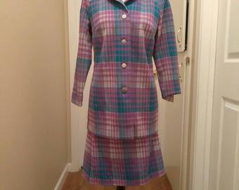 1960s Skirt Suit