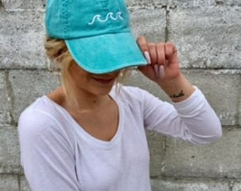 Catching Waves Hat