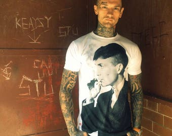 Peaky Blinders Tommy Shelby KiSS T-Shirt