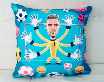 David de Gea Safe Hands cushion