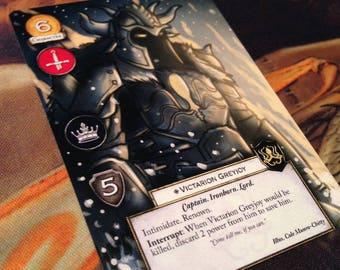 3x Victarion Greyjoy