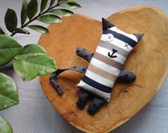 Doudou cat