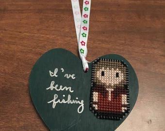 Robin of Sherwood Christmas decoration