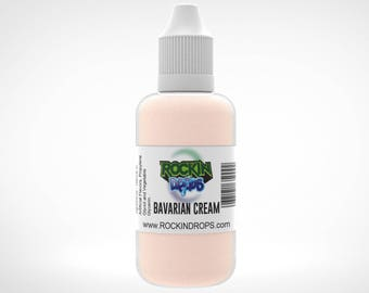RockinDrops Bavarian Cream Food Flavor Flavoring Concentrate