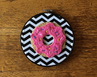 Donut Embroidery Hoop