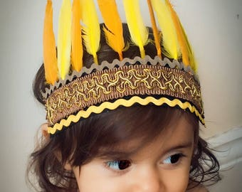 Children's head dress