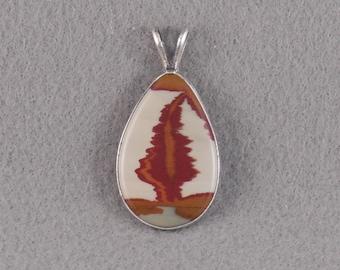 Owyhee Picture Jasper Pendant