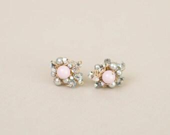 Handmade Dainty Jewelry Earrings