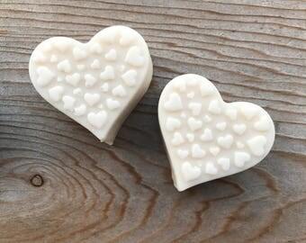 Vanilla Sandalwood - Scented Parasoy Wax Melts - 3 ounces