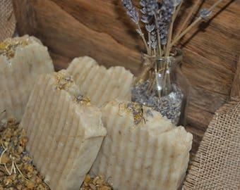 Chamomile & Lavender Soap Bar