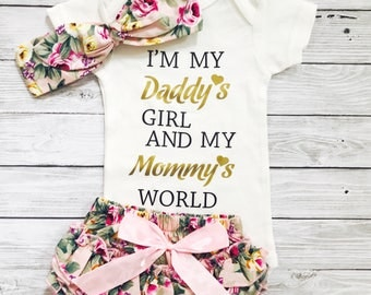 Baby Girl Coming Home Outfit, Baby Girl Outfits, Newborn Girl Clothes, Baby Girl Clothes, Baby Clothes, Newborn Clothes for Girls