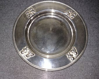 Silver Plated Baby Bowl
