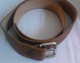 leather tool belt 54inches