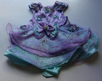 Infant Pageant Dress