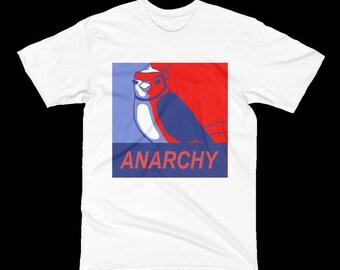 Anarchy Bird Tshirt