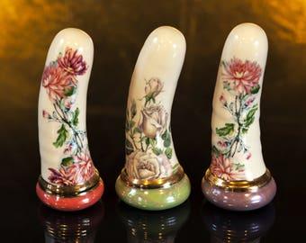 Lola Bloom Ceramic Dildo