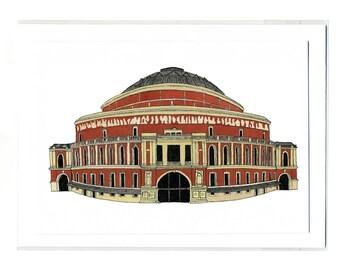 Royal Albert Hall, London - Notecard